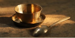 Kanssa Katori Set ( Set of two - Bowl & Spoon)