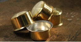 Chaar Bhgoni (Set of Four - Brass with Tin coating)