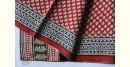 बूटी ✹ Sanganeri Block Printed Saree  (Mul cotton) ✹ 3