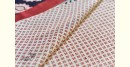 बूटी ✹ Sanganeri Block Printed Saree  (Mul cotton) ✹ 9