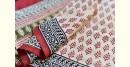 बूटी ✹ Sanganeri Block Printed Saree  (Mul cotton) ✹ 11