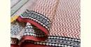 बूटी ✹ Sanganeri Block Printed Saree  (Mul cotton) ✹ 13
