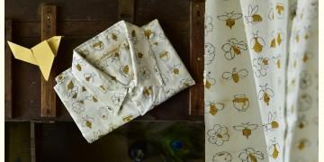 Sing of Spring ✯ Sanganeri ✯ Cotton Half Sleeve Shirt ✯ 18