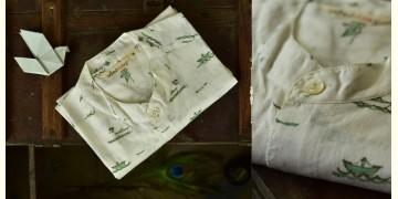 Sing of Spring ✯ Sanganeri ✯ Cotton Full Shirt ✯ 5