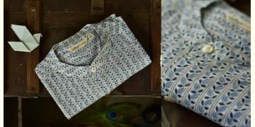 Sing of Spring ✯ Sanganeri ✯ Cotton Full Shirt ✯ 8
