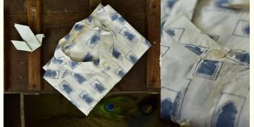 Sing of Spring ✯ Sanganeri ✯ Cotton Full Sleeve Shirt ✯ 1
