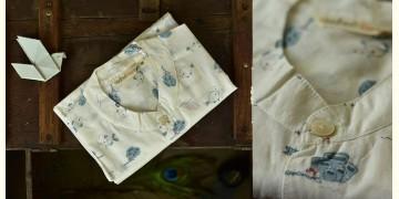 Sing of Spring ✯ Sanganeri ✯ Cotton Full Sleeve Shirt ✯ 3