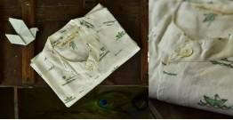 Sing of Spring ✯ Sanganeri ✯ Cotton Full Sleeve Shirt ✯ 5