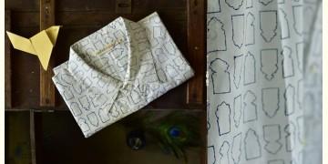 Sing of Spring ✯ Sanganeri ✯ Cotton Half Sleeve Shirt ✯ 19