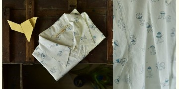 Sing of Spring ✯ Sanganeri ✯ Cotton Half Sleeve Shirt ✯ 24