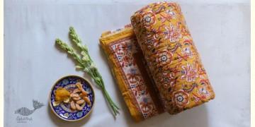 Thaat Baat ❅ Sanganeri . Jaipuri Razai ❅ Double Bed - A