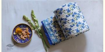Thaat Baat ❅ Sanganeri . Jaipuri Razai ❅ Double Bed - G
