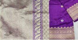 Jaanki . जानकी ✽ Handwoven Banarasi Silk Saree ✽ 13