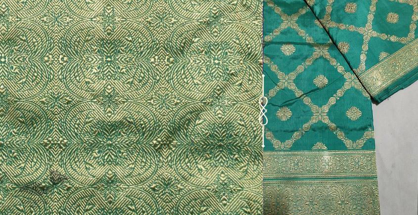 Jaanki . जानकी ✽ Handwoven Banarasi Silk Saree ✽ 20