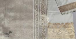 Jaanki . जानकी ✽ Handwoven Banarasi Silk Saree ✽ 15