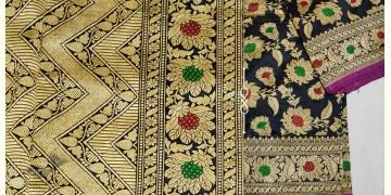 Jaanki . जानकी ✽ Handwoven Banarasi Silk Saree ✽ 22