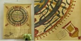 A date with Destiny ✲ Vintage Calendar ✲ Jain Adai Dvips |1997