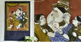 A date with Destiny ✲ Vintage Calendar ✲Ganesha Riddi Siddhi | 2004
