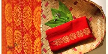 Anagi ☘ Handwoven Assamese Cotton Stole ☘ 1