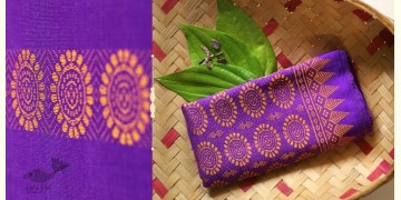 Anagi ☘ Handwoven Assamese Cotton Stole ☘ 15
