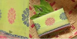 Anagi ☘ Handwoven Assamese Cotton Stole ☘ 2