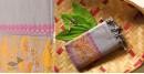 Anagi ☘ Handwoven Assamese Cotton Stole ☘ 4