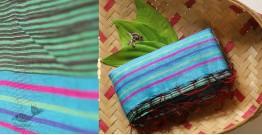 Anagi ☘ Handwoven Assamese Geecha Silk Dupatta ☘ 10