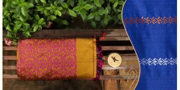 Saalmi ❋ Assamese Silk Saree ❋ 7