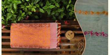 Saalmi ❋ Assamese Silk-Cotton Saree ❋ 15