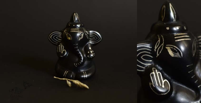 Bidri ✡ Ganesha Sheet ✡ 5