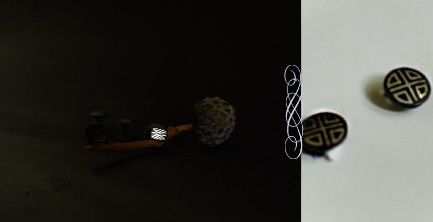Bidri ♣ Cufflinks ♣ 31