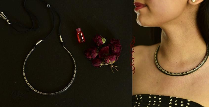 Raginee . रागिनी ✧ Inlaid Necklace ✧ 47C