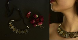 Raginee . रागिनी ✧ Inlaid Necklace ✧ 50B