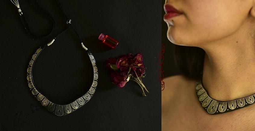 Raginee . रागिनी ✧ Inlaid Necklace ✧ 51C