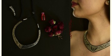 Raginee . रागिनी ✧ Inlaid Necklace ✧ 52A