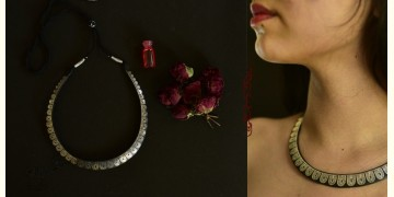 Raginee . रागिनी ✧ Inlaid Necklace ✧ 52B