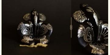 Bidri ✡ Ganesh Flower ✡ 1