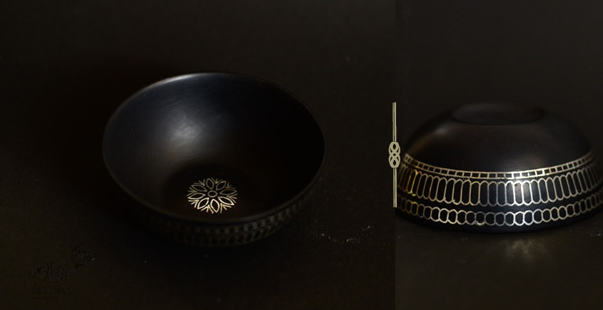 Bidri ✡ Bowl new small Mohsin ✡ 20