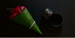 Moh . मोह ✡ Inlaid Bangle (Single Piece) ✡ 43C