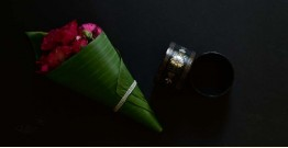 Moh . मोह ✡ Inlaid Bangle (Single Piece) ✡ 43E
