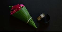 Moh . मोह ✡ Inlaid Bangle (Single Piece) ✡ 44