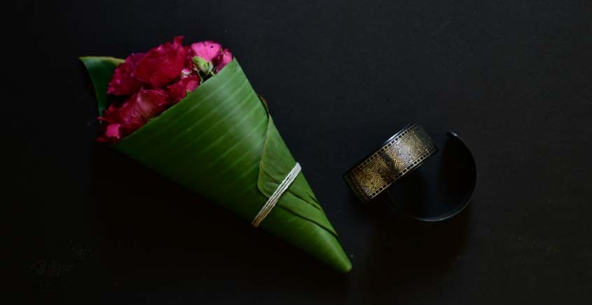 exclusive new collection of Silver Inlaid bangle 44