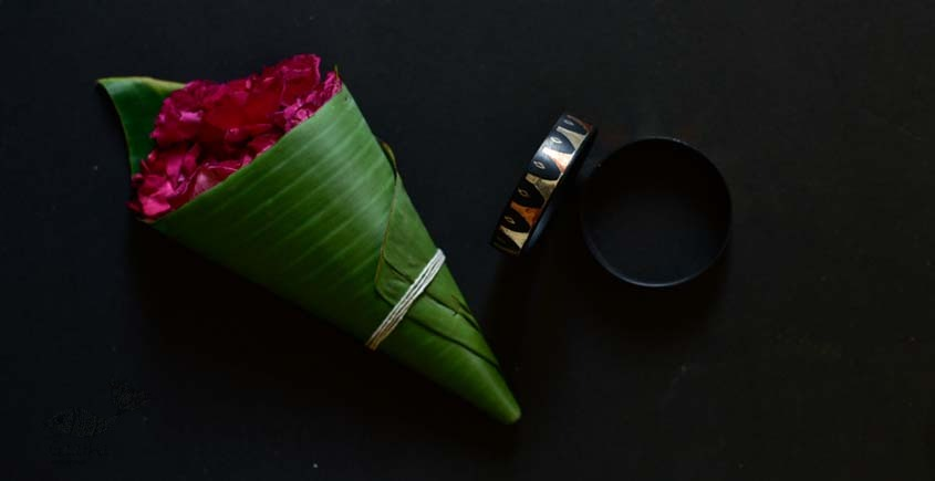 exclusive new collection of Silver Inlaid bangle 45b
