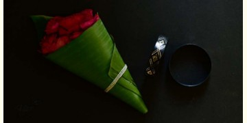 Moh . मोह ✡ Inlaid Bangle (Single Piece) ✡ 45F