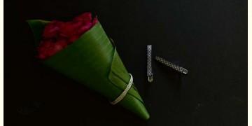 Moh . मोह ✡ Inlaid Tie Pin (Single Piece) ✡ 40