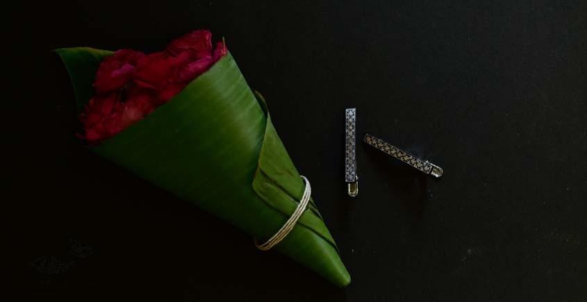 exclusive new collection of Silver Inlaid Tie Pin