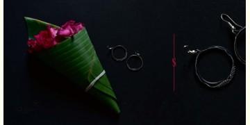 Moh . मोह ✡ Inlaid Earring ✡ 42A