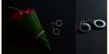 Moh . मोह ✡ Inlaid Earring ✡ 42F