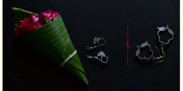 Moh . मोह ✡ Inlaid Earring ✡ 42G