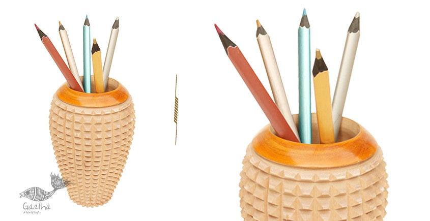 Chhapak ~ Healing Pen/Pencil Stand